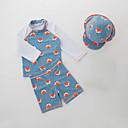 ieftine Costum de Baie Băieți-Copii Băieți Imprimeu Costum Baie