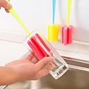 tanie Artykuły kuchenne do czyszcznia-Kuchnia Środki czystości Tactel Rolka do czyszczenia ubrań i szczotka Kreatywny gadżet kuchenny 2szt