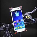 povoljno Stalci i držači za mobitel-Motocikli / Bicikl Držač stalka Rotacija za 360° Vrsta kopče / Prilagodljiv / 360 ° Rotacija Polikarbonat / Metal / ABS Posjednik