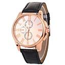 preiswerte Kleideruhr-Xu™ Herrn / Damen Kleideruhr / Armbanduhr Chinesisch Neues Design / Armbanduhren für den Alltag PU Band Freizeit / Modisch Schwarz