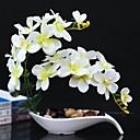ieftine Flor Artificiales-Flori artificiale 1 ramură Clasic Rustic Crini Față de masă flori