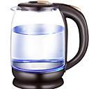 povoljno Kuhinjski dodaci-Električni Kettles Prijenosno Nehrđajući čelik Voda pećnice 220-240 V 1500 W Kuhinjski aparati