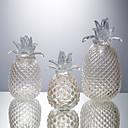 abordables Objetos decorativos-1pc vidrio Moderno / Contemporáneo / Estilo Simple para Decoración hogareña, Regalos / Objetos decorativos / Decoraciones para el hogar Regalos
