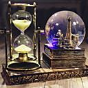 ieftine Obiecte decorative-1 buc sticlă / Reșină Modern / Contemporan pentru Pagina de decorare, Cadouri Cadouri