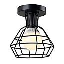 abordables Luces de Techo-OYLYW Montage de Flujo Luz Ambiente - Mini Estilo, 110-120V / 220-240V Bombilla no incluida