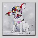 povoljno Ulja na platnu-Hang oslikana uljanim bojama Ručno oslikana - Mrtva priroda Moderna Platno