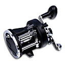 cheap CCTV Cameras-Fishing Reel Trolling Reel 3.8:1 Gear Ratio+1 Ball Bearings Right-handed Trolling & Boat Fishing