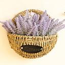 ieftine Flor Artificiales-Flori artificiale 1 ramură Clasic Modern / Contemporan / stil minimalist Albastru Deschis Flori Perete