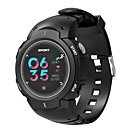 voordelige Smartwatches-NO.1 F13 Heren Smart horloge Android iOS Bluetooth Waterbestendig Aanraakscherm Verbrande calorieën Lange stand-by Creatief Stappenteller Gespreksherinnering Activiteitentracker Slaaptracker / Wekker