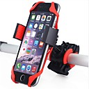 cheap Tablets-Bike Phone Mount 360 Rotating Bike Plastics / Silica Gel Black / Red