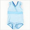 ieftine Costume de Baie-Nou născut Fete Plajă Dungi Costum Baie