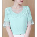 preiswerte Wand-Sticker-Damen Geometrisch Bluse