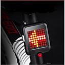 halpa Hatut, lippalakit jahuivit-Polkupyörän jarruvalo / turvavalot / turvallisuus heijastimet LED LED Pyöräily Vedenkestävä, Kannettava, Tyylikäs USB 80 lm USB Punainen Pyöräily