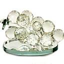 abordables Objetos decorativos-1pc vidrio Estilo Simple para Decoración hogareña, Decoraciones para el hogar Regalos
