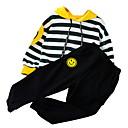 ieftine Copii Accesorii de Păr-Copil Fete Mată Manșon Lung Set Îmbrăcăminte