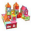 olcso Mágneses játékok-Mágneses pálca Mágnescserép 358 pcs geometrikus minta Összes Fiú Lány Játékok Ajándék