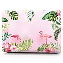 """baratos Luvas Notebook-Capa para MacBook Flamingo Plástico para Para o Novo MackBook Pro 15"""" / Para o Novo MackBook Pro 13"""" / MacBook Pro 15 Polegadas"""