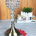 preiswerte Parykopfbedeckungen-Europäischer Stil Eisen Kerzenhalters Kandelaber 1pc, Kerze / Kerzenhalter