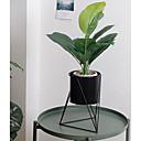 ieftine Flor Artificiales-Flori artificiale 1 ramură Clasic Recuzită de Scenă / stil minimalist Plante / Vază Flori Podea