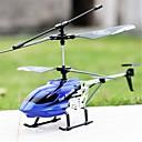 povoljno Radio kontrole Zrakoplovi-RC helikopter XY-08 4 Kanala 3 OS 2.4G Bez kamere RTF LED svjetla / Naglavačke Leta