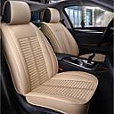 זול כיסויי למושבים לרכב-ODEER כיסויי למושבים לרכב כיסויים בז' עוד סוגי עור סרט מצוייר / נפוץ עבור אוניברסלי כל השנים כל הדגמים