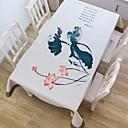 tanie Obrusy-Współczesny 100g / m2 Poliester Stretch Knit / Włókniny Kwadrat Obrusy Geometryczny Dekoracje stołowe 1 pcs