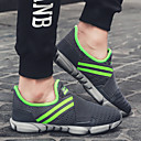 preiswerte Kleideruhr-Herrn Laufschuhe / Sneaker Gummi Camping & Wandern / Laufen / Jogging Leicht, tragbar, Atmungsaktiv Gitter Schwarz / Blau / Grau + grün