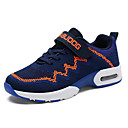 cheap Boys' Shoes-Boys' Shoes Mesh Spring &  Fall Comfort Athletic Shoes Walking Shoes Lace-up for Kids Black / Blue