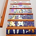 ieftine Acțibilde de Perete-Etichete autocolante - Autocolante perete plane Floral / Botanic Sufragerie / Cameră Copii