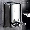 ieftine Soap Dispensers-Dispenser Săpun Model nou / Cool Contemporan Oțel inoxidabil / Fier 1 buc - Baie Montaj Perete