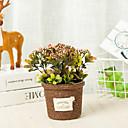 tanie Sztuczny kwiat-Sztuczne Kwiaty 1 Gałąź Wzór Vintage / Styl pasterski Rośliny Bukiety na stół