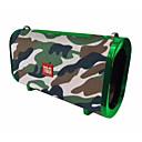 baratos Acessórios para GoPro-TG123 Speaker 4.2 micro USB Altofalante de Estante Vermelho / Azul / Cor camuflagem
