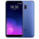 "billige Smarttelefoner-MEIZU M6T Global Version 5.7 tommers "" 4G smarttelefon (3GB + 32GB 2 mp / 13 mp MediaTek MT6750T 3300 mAh mAh)"