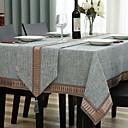 tanie Obrusy-Współczesny 100g / m2 Poliester Stretch Knit Kwadrat Obrusy Geometryczny Dekoracje stołowe 1 pcs