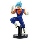 billige Anime actionfigurer-Anime Action Figurer Inspirert av Dragon Ball Son Goku PVC 20 cm CM Modell Leker Dukke