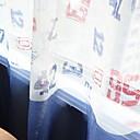 billige Bakeredskap-Gardiner Skygge Barnerom Geometrisk Polyester Reaktivt Trykk