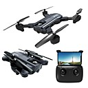cheap Robots-RC Drone F196 RTF 4CH 6 Axis 2.4G With HD Camera 2.0MP 720P RC Quadcopter One Key To Auto-Return / Headless Mode RC Quadcopter / Remote Controller / Transmmitter / 1 USB Cable Lead