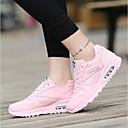 ieftine Adidași de Alergat-Pentru femei Adidași Mers / Alergat / Jogging Ușor, Respirabilitate, Rezistent la Praf Piele sintetică Fucsia / Albastru / Roz / Rezistent la uzură