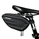 cheap Bike Frame Bags-CoolChange 1.5 L Bike Saddle Bag Rain Waterproof Waterproof Zipper Shockproof Bike Bag 600D Ripstop Bicycle Bag Cycle Bag Cycling Bike / Bicycle