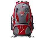 preiswerte Backformen-38 L Rucksack - tragbar, Atmungsaktivität Außen Wandern, Camping, Reise Oxford Tuch, Nylon Fuchsia, Dunkelgrün