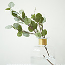 cheap Artificial Flower-Artificial Flowers 1 Branch Classic Modern / Contemporary / Simple Style Plants Tabletop Flower