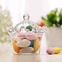 preiswerte Parykopfbedeckungen-Krone Kunststoff Geschenke Halter mit Kombination Geschenkboxen - 12st