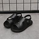 ieftine Ceasuri La Modă-Băieți Pantofi PU Vară Confortabili Sandale Bandă Magică pentru Copii / Adolescent Alb / Negru
