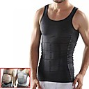 cheap Wall Decor-Waist Trainer Vest / Body Shaper With Nylon Stretchy Weight Loss For Men Exercise & Fitness / Bodybuilding Waist Sports Outdoor / Home / Office