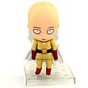 olcso Rajzfilmfigurák-Anime Akciófigurák Ihlette Egy ütés Man Uchiha Obito Saitama PVC 9 cm CM Modell játékok Doll Toy