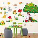 billige Veggklistremerker-Dekorative Mur Klistermærker - Fly vægklistermærker Dyr Soverom