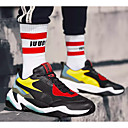 hesapli Anime Cosplay Aksesuarları-Erkek Ayakkabı Örümcek Ağı Bahar / Sonbahar Sportif Spor Ayakkabısı Günlük / Dış mekan için Siyah / Gri / Siyah / Kırmızı / Zıt Renkli