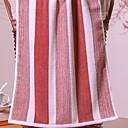 cheap Wash Cloth-Superior Quality Wash Cloth, Striped 100% Cotton Bathroom 1 pcs