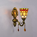povoljno Zidni svijećnjaci-Vintage Zidne svjetiljke Stambeni prostor / Trpezarija Metal zidna svjetiljka 220-240V 40 W / E26 / E27