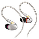 cheap Headsets & Headphones-MEIZU EP71 In Ear Cable Headphones Earphone Copper Mobile Phone Earphone with Microphone Headset